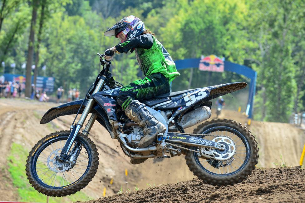 Chris Blackmer took wins in the 125 B/C class and in the College B/C (14-24) class.
