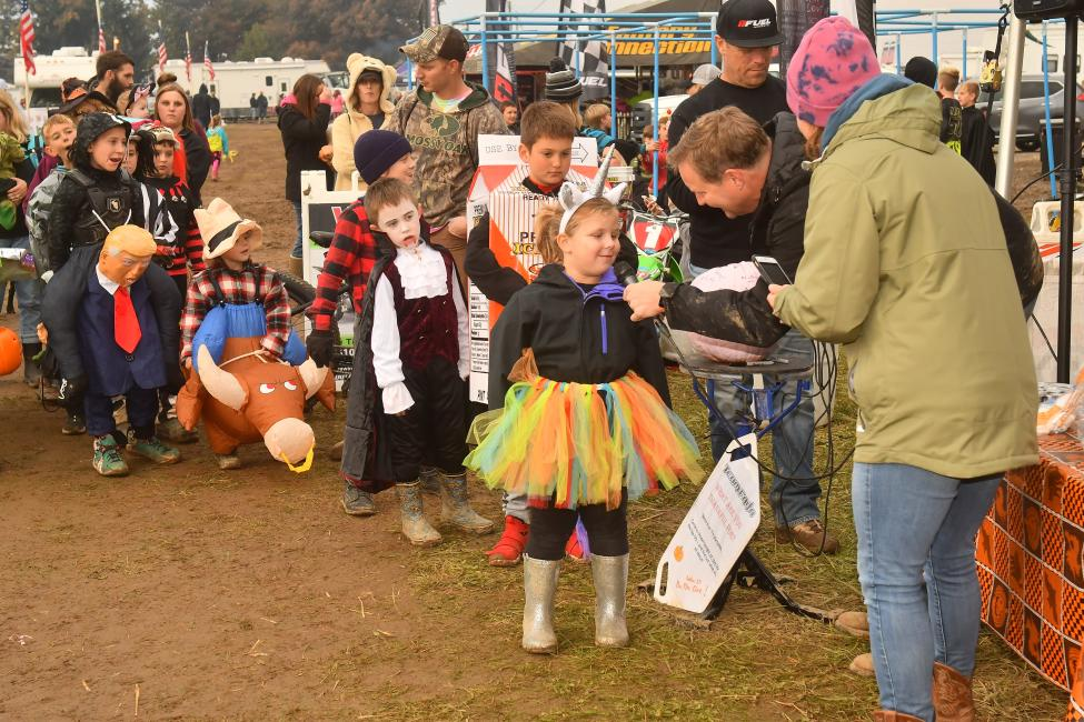 There are a lot of special events, like a costume contest, this weekend. Check out the full schedule HERE.